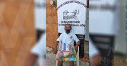 Entregan paquetes alimentarios a afiliados de la UCTEY