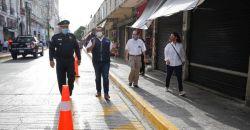 Nuevas acciones de movilidad urbana en el Centro Histórico