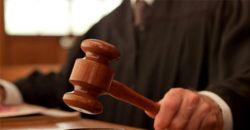 Sentenciado a siete años de prisión por robo de vehículo automotor
