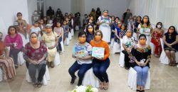 Mujeres de Calkiní presentan la antología `Mujeres que NO callan´