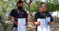 Policías despedidos de Halachó exigen indemnización