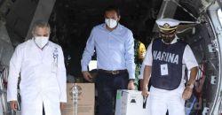 ¡VacunaciónEnSerio!, Llega el segundo cargamento de Vacunas vía aeropuerto internacional Mérida